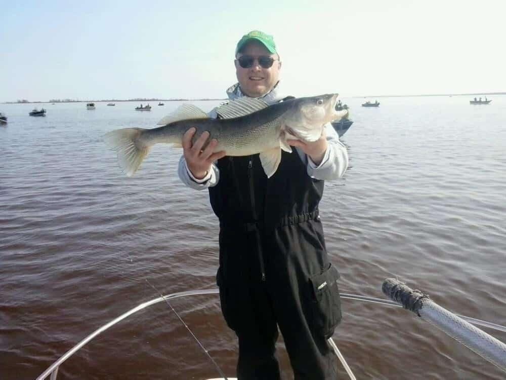Sportsman 39 s lodges minnesota fishing reportlake of the for Minnesota fishing reports